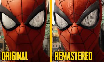 Spider-Man : la version Remastered comparée avec l'originale, y'a-t-il de vraies différences ?