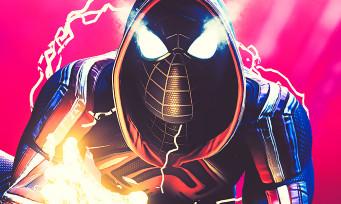 Marvel's Spider-Man 2 (PS5) : l'acteur jouant Miles Morales a-t-il fait fuiter le jeu ?