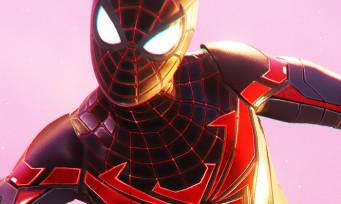Spider-Man Miles Morales : un nouveau costume surprise et des muscles plus saillants sur PS5 !