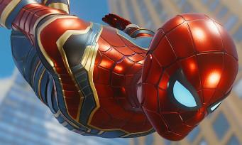 Spider man une vid o pour c l brer la sortie du jeu sur ps4 - Les jeux de spiderman 4 ...