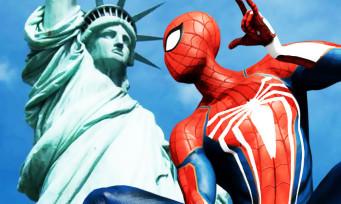 Spider-Man : un glitch permet de sortir de Manhattan et d'aller voir la Statue de la Liberté !