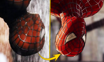 Spider-Man : les fans s'éclatent avec le costume de la trilogie Sam Raimi, les scènes des films recréées