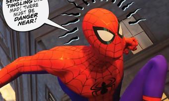 Spider-Man : il fait un véritable comics grâce au mode Photo et ça vaut clairement le coup d'œil !