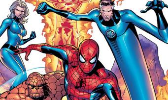 Spider-Man : du contenu dédié aux 4 Fantastiques va arriver, les paris sont ouverts