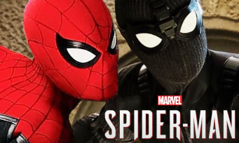 Spider-Man : les 2 costumes du film Far From Home débarquent dans le jeu, 1ères images !