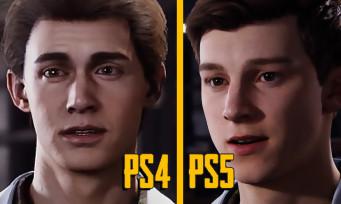 Spider-Man Remastered : Insomniac Games change le visage de Peter Parker, un trailer et du gameplay en 4K / 60fps