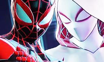 Marvel Ultimate Alliance 3 : Spider-Gwen, Miles Morales et Ms. Marvel se dévoilent avec du gameplay