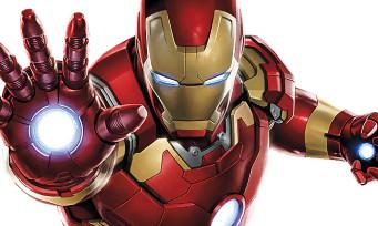 Marvel vs Capcom Infinite : Iron Man montre ses pouvoirs en vidéo