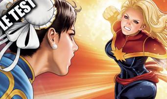 Test Marvel vs Capcom Infinite : le cross-over dans toute sa splendeur ?