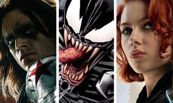 Marvel vs Capcom Infinite : le Soldat de l'hiver, la Veuve noire et Venom arrivent en DLC