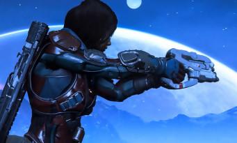 Mass Effect Andromeda : un nouveau trailer de gameplay qui présente les armes