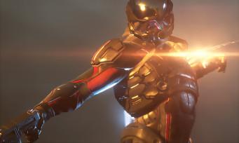 Mass Effect Andromeda : enfin un nouveau trailer grâce à l'E3 2016