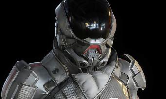 Mass Effect Andromeda : une première vidéo de gameplay tournant sur PS4 Pro