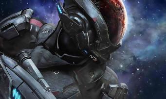 Mass Effect Andromeda : un trailer de gameplay en 4K pour les Game Awards 2016
