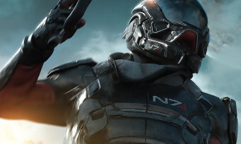 Mass Effect Andromeda : un trailer explosif pour le N7 Day !