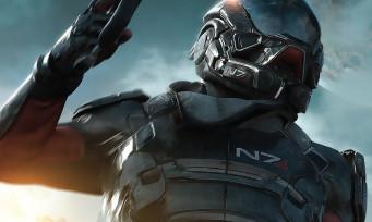 Mass Effect Andromeda : voilà le trailer du CES 2017 et la date de sortie du jeu