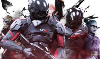Mass Effect Andromeda : 17 minutes de gameplay en 4K 60fps !