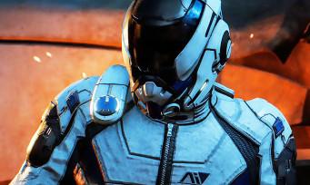 Mass Effect Andromeda : la blinde de nouvelles images avant notre test