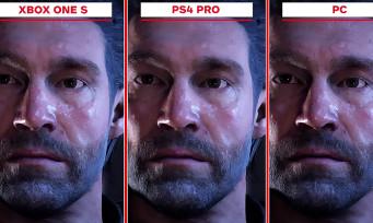 Mass Effect Andromeda : PC vs PS4 Pro vs Xbox One S, le comparatif vidéo