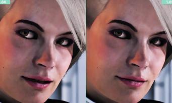 Mass Effect Andromeda : le patch 1.05 améliore-t-il vraiment les animations faciales ? Voici un comparatif vidéo