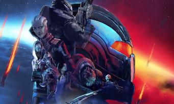 Mass Effect Legendary Edition : la trilogie remasterisée confirmée, voici le 1er trailer