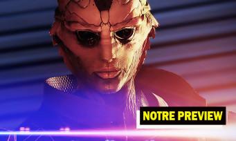 Mass Effect Legendary Edition : on a vu le jeu et on vous détaille les nouveautés de ce remaster