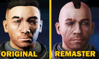 Mass Effect Legendary Edition : une vidéo 4K compare les jeux d'origine et les remasters, premier verdict