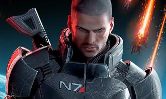 Mass Effect Trilogy : un listing fuite, le jeu prévu sur PS4, Xbox One et Switch