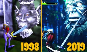 MediEvil : une longue vidéo met le remake et le jeu de 1998 côte à côte