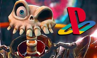 PS4 : un véritable émulateur PSOne caché dans le remake de MediEvil