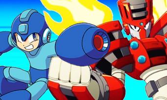Mega Man 11 : le boss Torch Man se présente en vidéo, un vrai dur à cuire