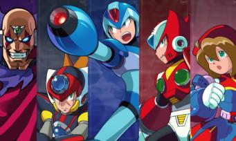Mega Man X Collection (1 et 2) : un trailer pour deux nouvelles compilations et une date de sortie