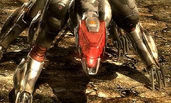 """Metal Gear Rising Revengeance : le DLC """"Blade Wolf"""" disponible en vidéo"""