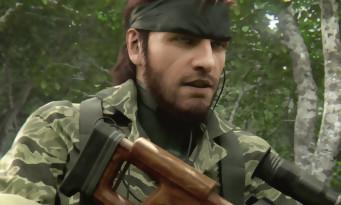Metal Gear Solid 3 : encore des images du remake pour pachinkos