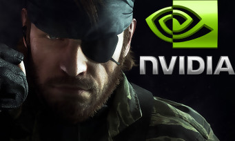 NVIDIA : Metal Gear Solid 3 Snake Eater HD est disponible sur la Shield TV