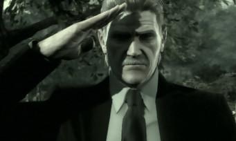 Metal Gear Solid 4 débarque sur le PlayStation Store