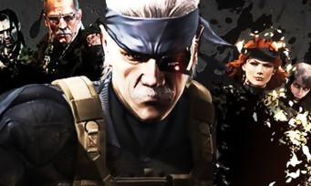 Metal Gear : plus de 54 millions d'exemplaires dans le monde, Konami fait le point sur les ventes