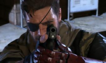 Metal Gear Solid 5 : Metal Gear Online dévoilé aux Game Awards