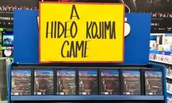 Metal Gear Solid 5 : des revendeurs australiens rendent à Kojima ce qui appartient à Kojima