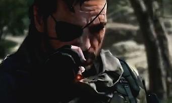 E3 2013 > Metal Gear Solid 5 : découvrez la démo de la conférence Microsoft