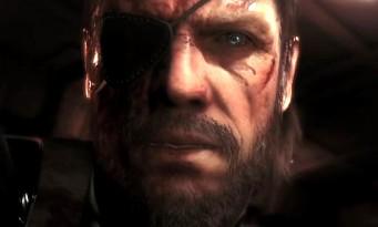 Metal Gear Solid 5 : découvrez les 10 premières minutes du jeu