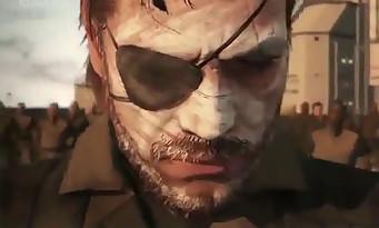Metal Gear Solid 5 The Phantom Pain : un trailer de 5 min pour l'E3 2014