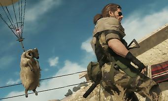 Metal Gear Solid 5 The Phantom Pain : la démo de 35 min de l'E3 2014 pour tout le monde !
