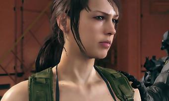 Metal Gear Solid 5 The Phantom Pain : le trailer de Quiet dans sa totalité !