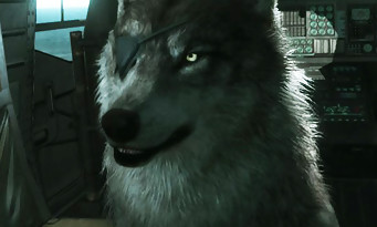 Metal Gear Solid 5 The Phantom Pain : un loup accompagnera Snake dans son aventure