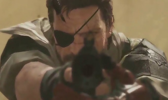 Metal Gear Online : plus de 3 min de gameplay aux Game Awards 2014