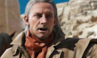 """Metal Gear Solid 5 : """"Skyrim est un parc pour enfants à côté"""""""