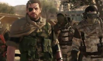 Metal Gear Solid 5 : les développeurs vous détaillent le mode online