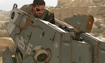 Metal Gear Solid 5 : une vidéo de gameplay pour présenter la nouvelle Mother Base