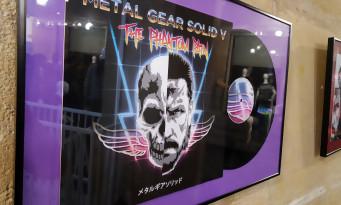 Metal Gear Solid 5 : Konami inaugure son Metal Gear Café et son Metal Gear Store au coeur de Paris